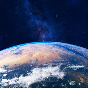 地球の写真素材 [FYI01926276]