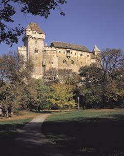 リヒテンシュタイン城の写真素材 [FYI01926342]