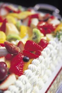 デコレーションケーキの写真素材 [FYI01926535]
