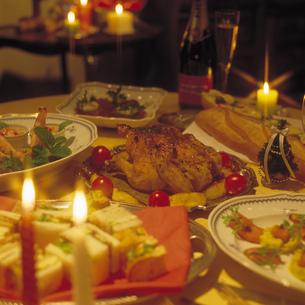 クリスマスパーティーの写真素材 [FYI01926777]