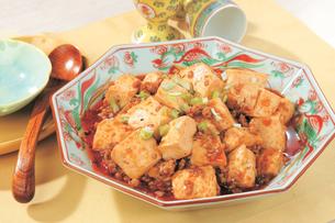 麻婆豆腐の写真素材 [FYI01926853]