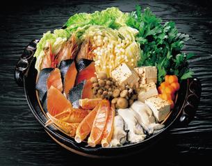 海鮮鍋の写真素材 [FYI01927284]