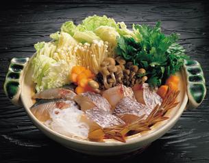 海鮮鍋の写真素材 [FYI01927509]