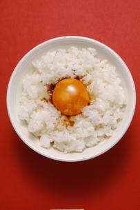 卵かけご飯の写真素材 [FYI01927805]