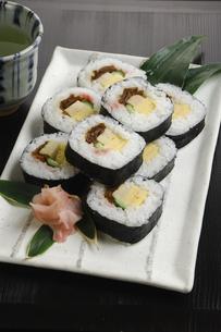 巻き寿司の写真素材 [FYI01928149]