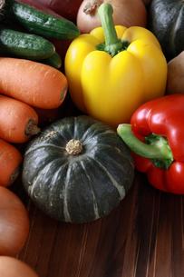 野菜集合の写真素材 [FYI01928355]