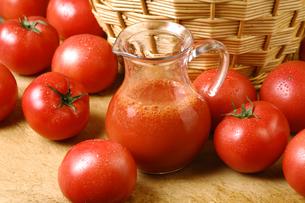トマトジュースの写真素材 [FYI01928482]