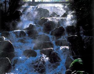 平湯温泉の写真素材 [FYI01928840]