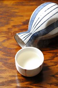 日本酒の写真素材 [FYI01929605]