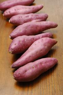 サツマイモの写真素材 [FYI01929815]