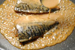 サバの味噌煮の写真素材 [FYI01929936]