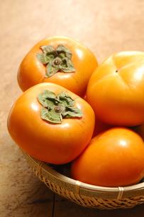 柿(種無し)の写真素材 [FYI01929955]