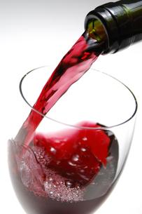 赤ワインの写真素材 [FYI01930163]