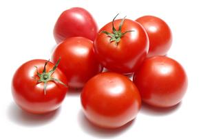 7個のトマトの写真素材 [FYI01930225]