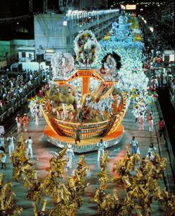 リオのカーニバルの写真素材 [FYI01930325]