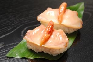 にぎり寿司(赤貝)の写真素材 [FYI01930528]