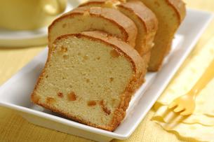 パウンドケーキの写真素材 [FYI01930821]