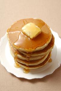 ホットケーキの写真素材 [FYI01930911]