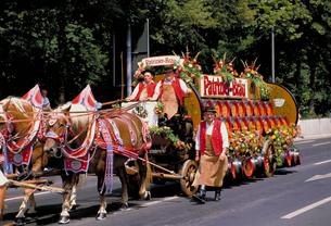 聖キリアニ・ワイン祭の写真素材 [FYI01931058]
