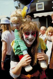 コペンハーゲンの祭りの写真素材 [FYI01931494]