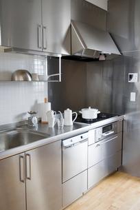 キッチンの写真素材 [FYI01933375]