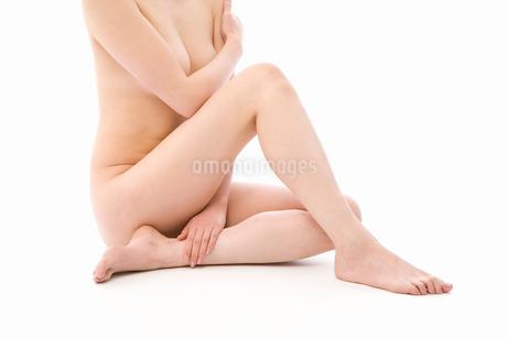 ヌードの女性の写真素材 [FYI01933995]