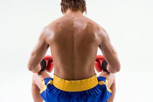ボクサーの写真素材 [FYI01936352]