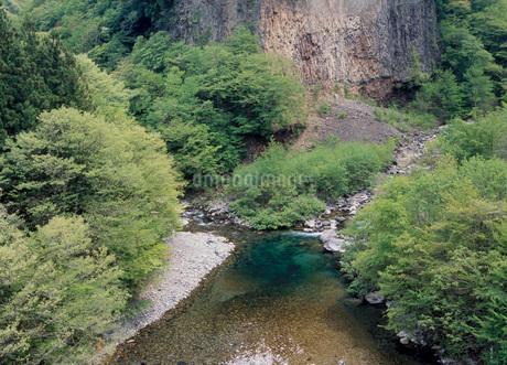 巌立峡の写真素材 [FYI01942126]