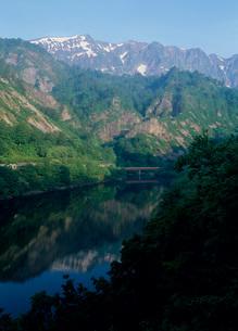 田子倉湖の写真素材 [FYI01942148]