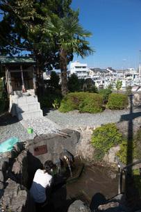 雲城水の写真素材 [FYI01943576]