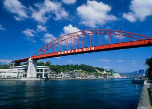 音戸大橋の写真素材 [FYI01945084]