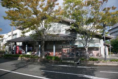 片山津温泉総湯の写真素材 [FYI01945440]
