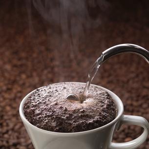 コーヒーの写真素材 [FYI01945814]