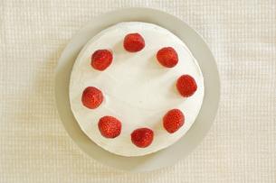 デコレーションケーキの写真素材 [FYI01945972]