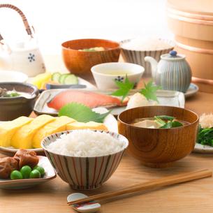 和朝食の写真素材 [FYI01946512]