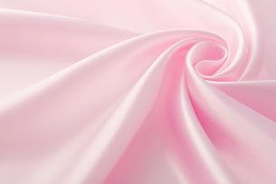 ピンク色の布の写真素材 [FYI01947166]