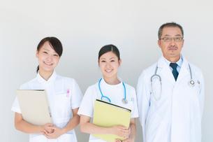 医師と看護師の写真素材 [FYI01947230]