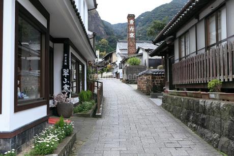 大川内山の町並みの写真素材 [FYI01947553]