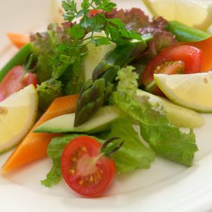 野菜サラダの写真素材 [FYI01949101]