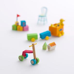 ミニチュアの子供のおもちゃの写真素材 [FYI01949158]