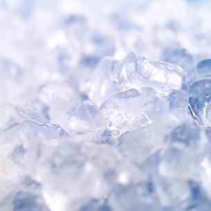 一面の氷の写真素材 [FYI01949662]