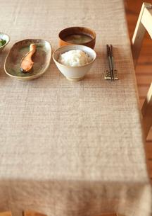 和食の朝食の写真素材 [FYI01950083]