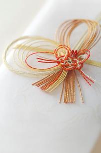 結婚祝いののし袋の写真素材 [FYI01950664]
