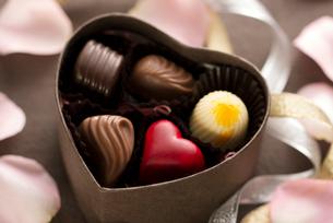 バレンタインチョコレートの写真素材 [FYI01951199]