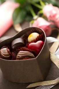 バレンタインチョコレートの写真素材 [FYI01951269]
