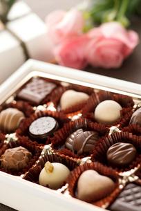 バレンタインチョコレートの写真素材 [FYI01952527]
