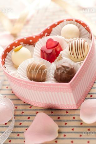 バレンタインチョコレートの写真素材 [FYI01952554]