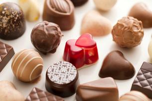 バレンタインチョコレートの写真素材 [FYI01953178]