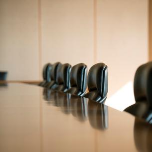 会議室の写真素材 [FYI01953456]