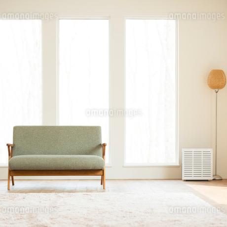 リビングルームの写真素材 [FYI01954739]